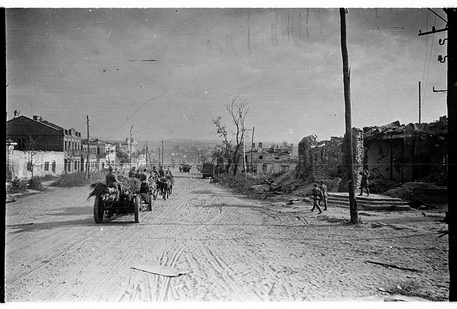 Освобождение Белгорода - август 1943 года -08