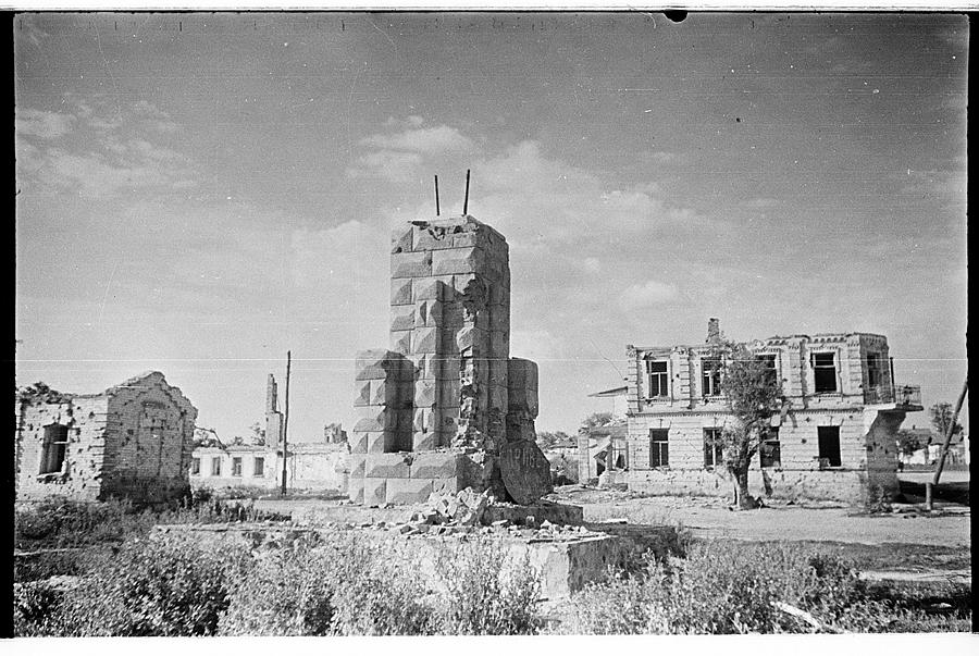 Освобождение Белгорода - август 1943 года -10