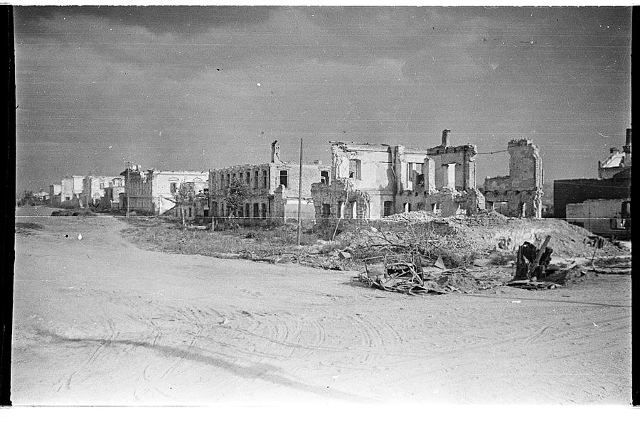 Освобождение Белгорода - август 1943 года -13