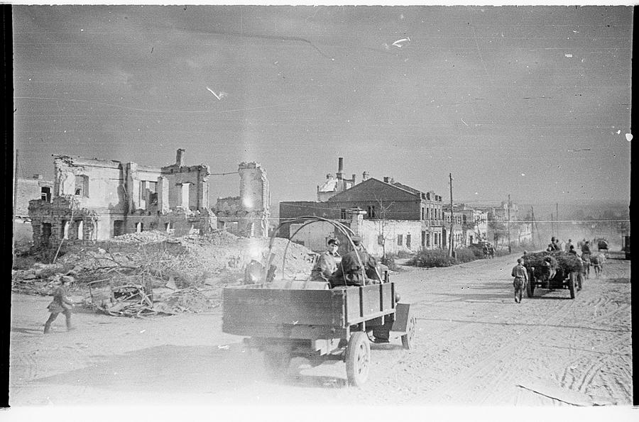 Освобождение Белгорода - август 1943 года -14