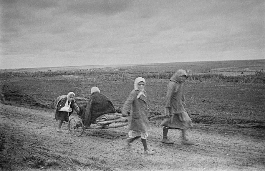 Освобождение Белгорода - август 1943 года -15