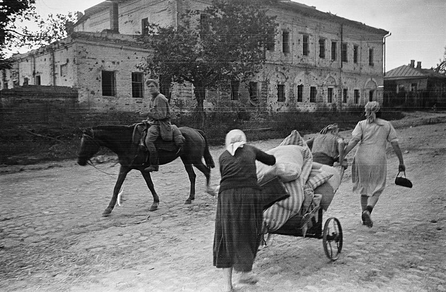 Освобождение Белгорода - август 1943 года -19