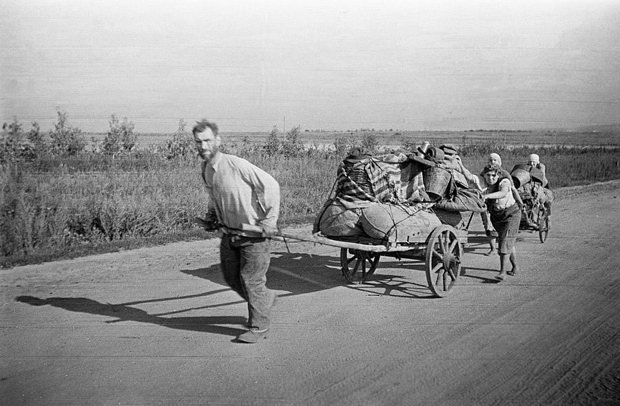 Освобождение Белгорода - август 1943 года -20