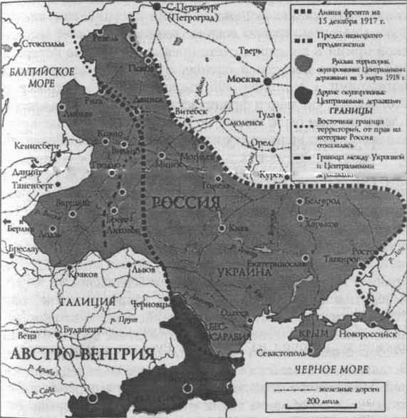 Ostfront-1917-1918