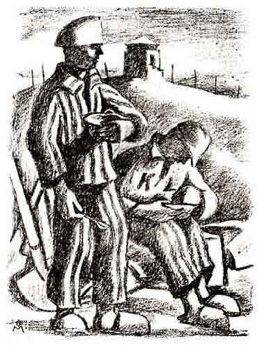 Ota Matousek - Konzentrationslager Flossenburg - 03