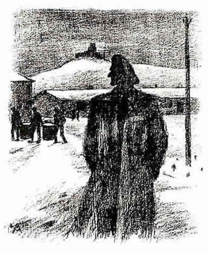 Ota Matousek - Konzentrationslager Flossenburg - 04