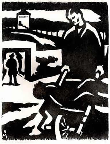Ota Matousek - Konzentrationslager Flossenburg - 05