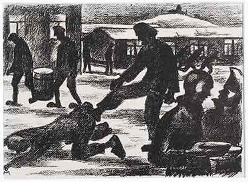 Ota Matousek - Konzentrationslager Flossenburg - 06