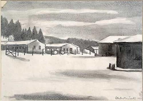Ota Matousek - Konzentrationslager Flossenburg - 11