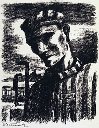 Ota Matousek - Konzentrationslager Flossenburg - 12