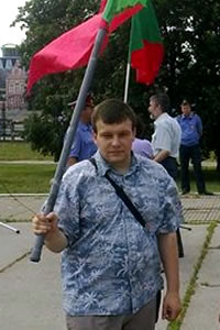 Николай Каказский - 'Комитет за гражданские права'