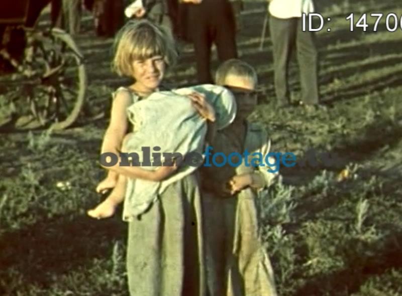 Дети, 1942
