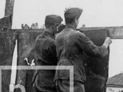 Маскировка, июнь 1943