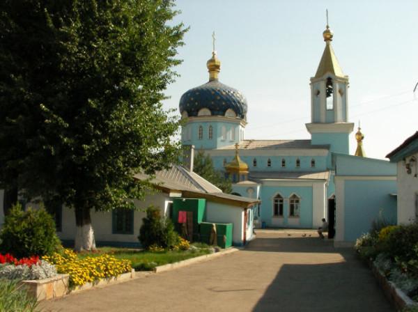 1946 - храм Святителя Николая Чудотворца - Магнитогорск