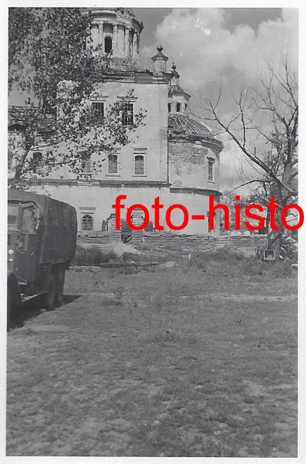 Белгород 1942-1943 Смоленский собор - Bjelgorod