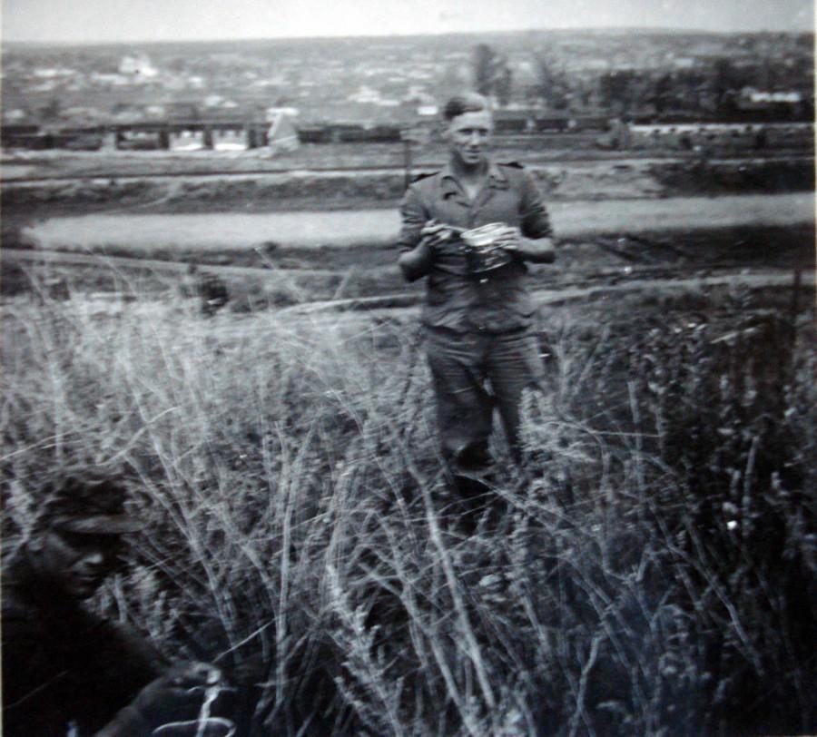 Soldat LAH in Bjelgorod, Juli 1943, 1.Panzer-Division