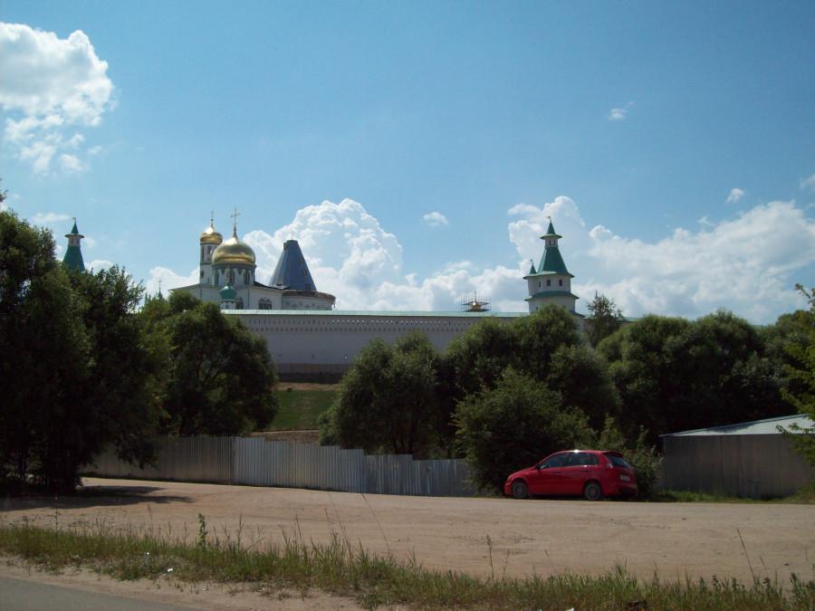 Воскресенский Новоиерусалимский монастырь, Истра, лето 2014