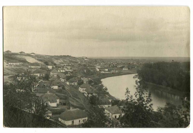 Белгородчина Украинской державы: Валуйки, Waluiki um(?) Oskol, 1918