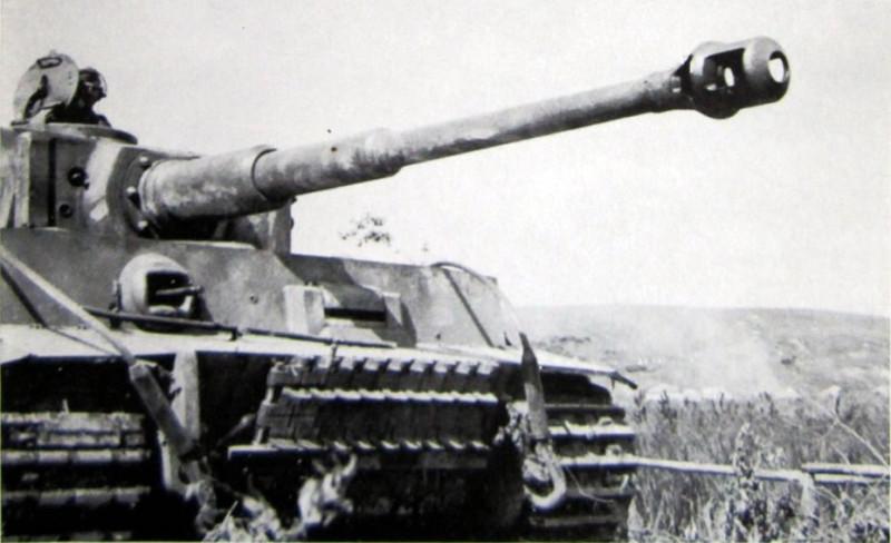 Rolf Hinze - Die 19. Panzer-Division. Tiger panzer tank.jpg