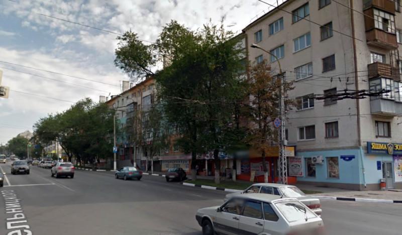 Белгород, перекрёсток Богданки-Славы, 2013