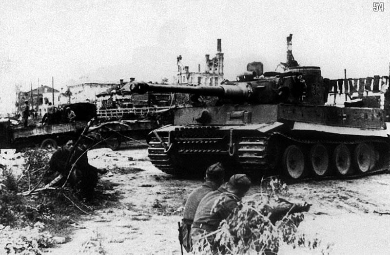 Тигры на восточном фронте (М.Коломиец, 6-2005)