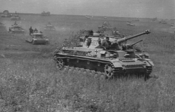 7-я танковая дивизия, 25-й танковый полк,  Адальберт Шульц, июль 1943
