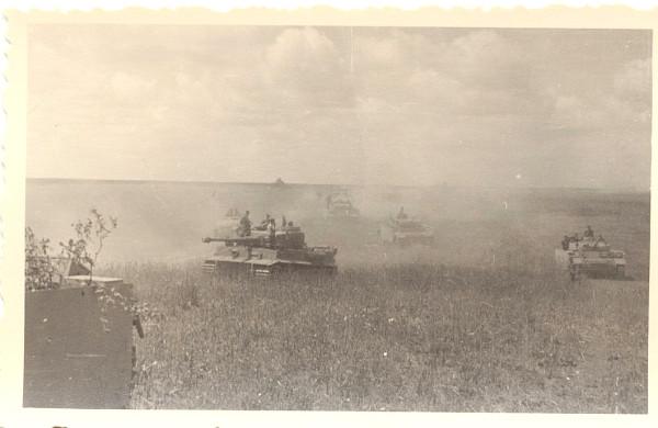 7-я танковая дивизия, 25-й танковый полк, июль 1943