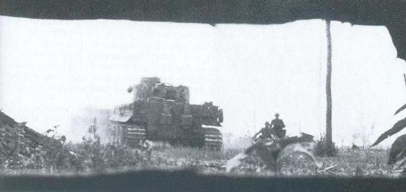 R.Hinze Die 19.Panzer-Division 1939-1945 p.113 - s.Pz.Abt.503 Tiger #222