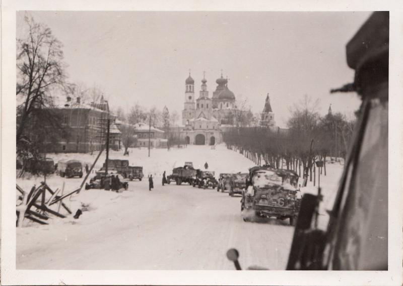 Истра - Новый Иерусалим, 1941