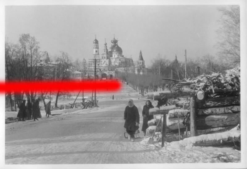 Istra - 38 km vor Moskau, 1941