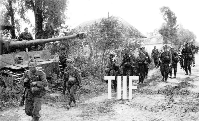 III Panzer Corps at Kursk. Didier Lodieu.