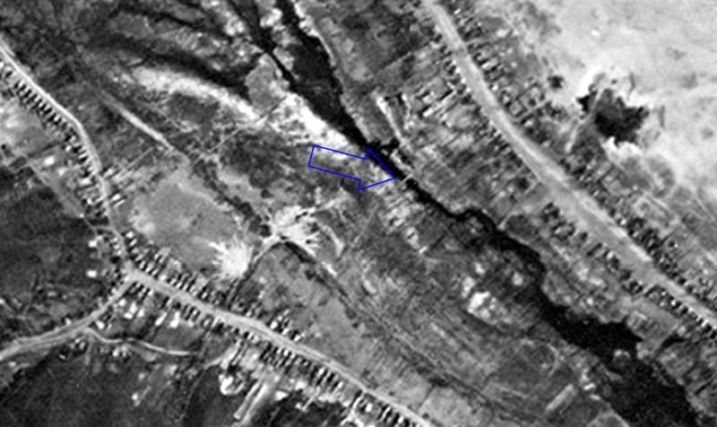 AOK6-230542-024 Белгород, 23.05.1942 мостик через Донец в Михайловку.jpg