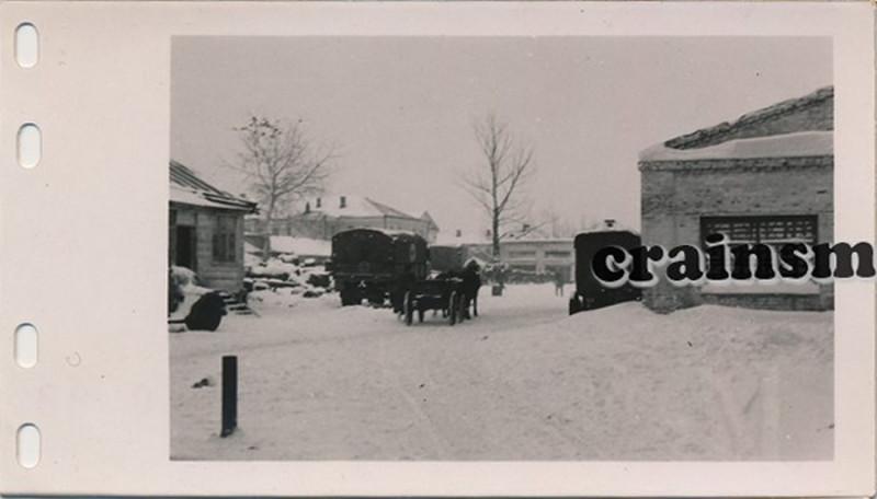 1.Sanitats-Kompanie, 79.Infanterie Division вид со двора на семинарию