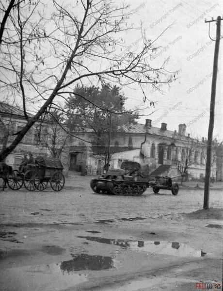 Была такая улица - Ворошилова. Белгород, весна-лето 1942