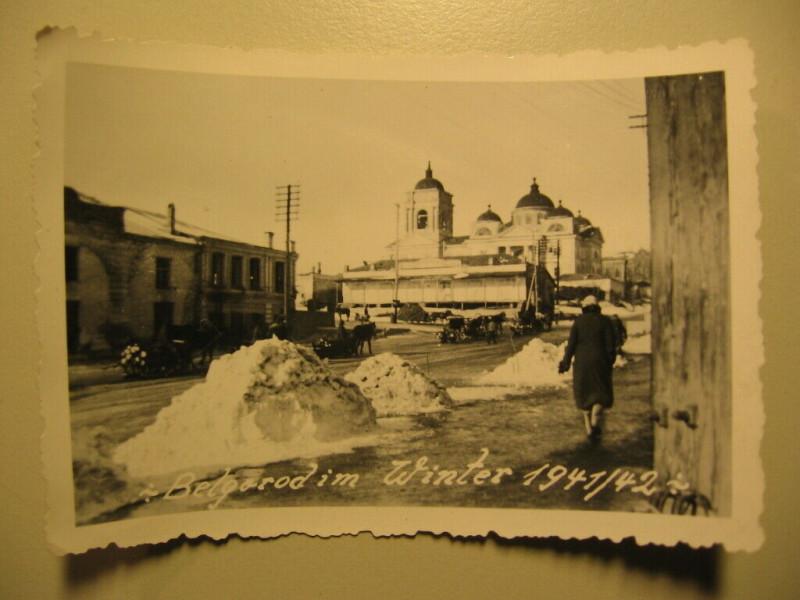 Belgorod im Winter 1941-42