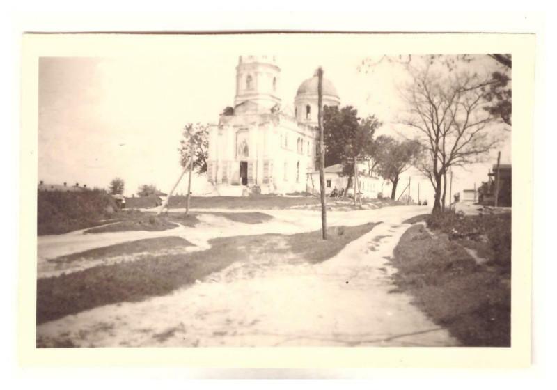 Kathedrale Tomarowka Томаровка Russland 1942 bei Belgorod.jpg