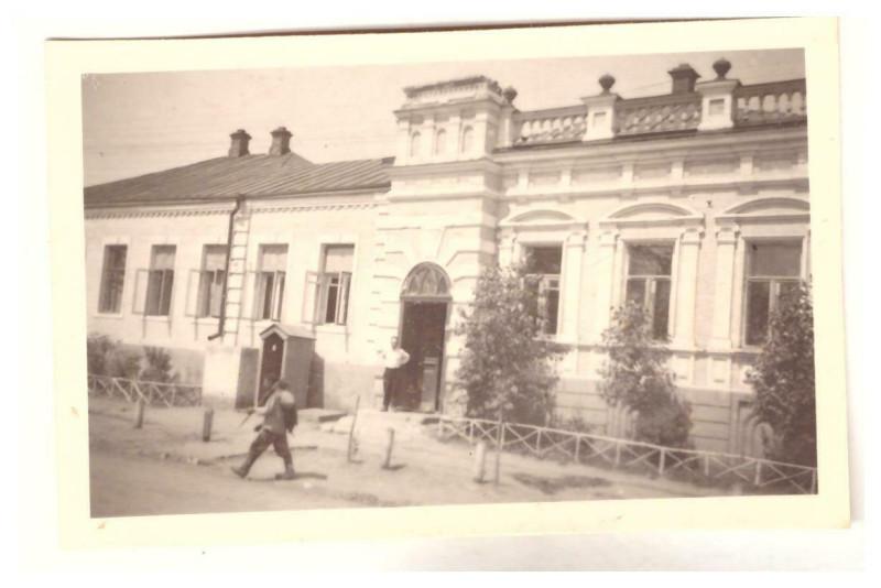 Führungsstab Tomarowka Томаровка Russland 1942 bei Belgorod.jpg