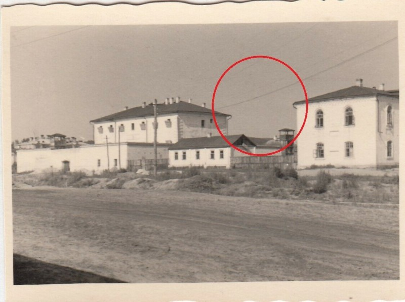 Тюрьма в Новом Осколе, 1942