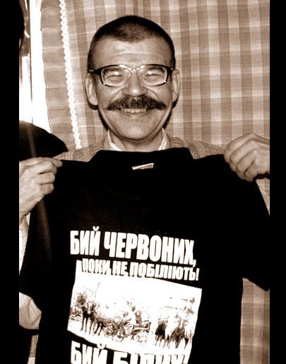 Николай Николаевич Ушаков, Белгород