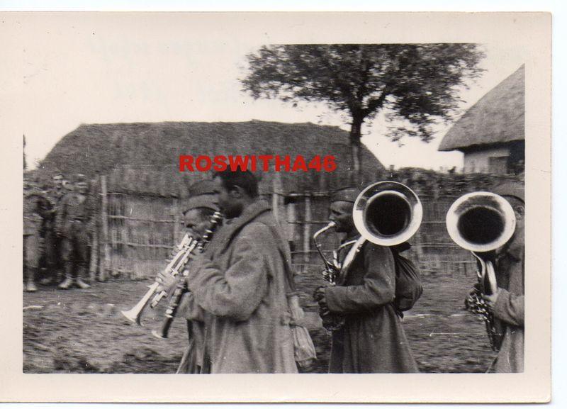 Музыка плена. Старый Оскол. 1942 год