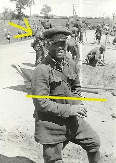 Тот, которому были похуй немцы и их плен...