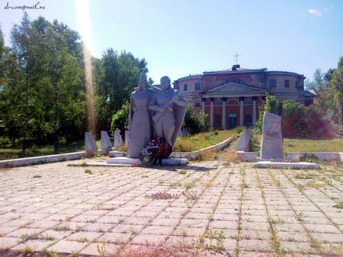 Билимбай, памятник