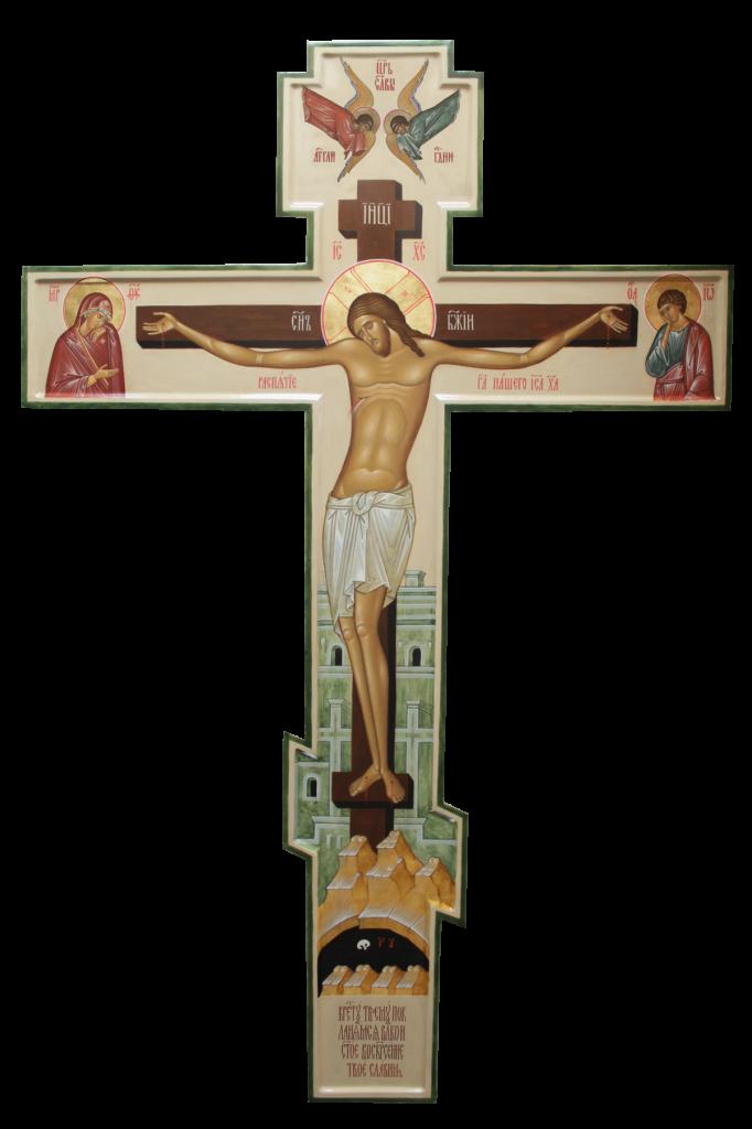 Крест-682x1024