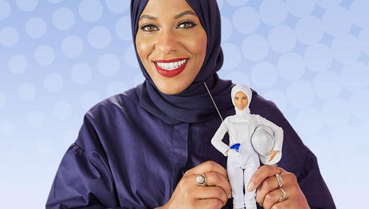Кукла Барби в хиджабе: до чего довела политкорректность