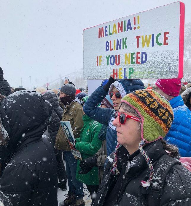 Навальному и не снилось: марш женщин в США собрал миллионы