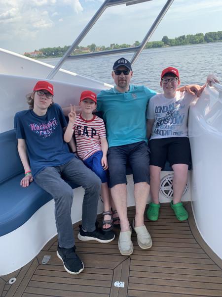 Семейное путешествие в Ярославль с детьми,Ярославская область,Ярославль