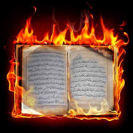 BurningKoran