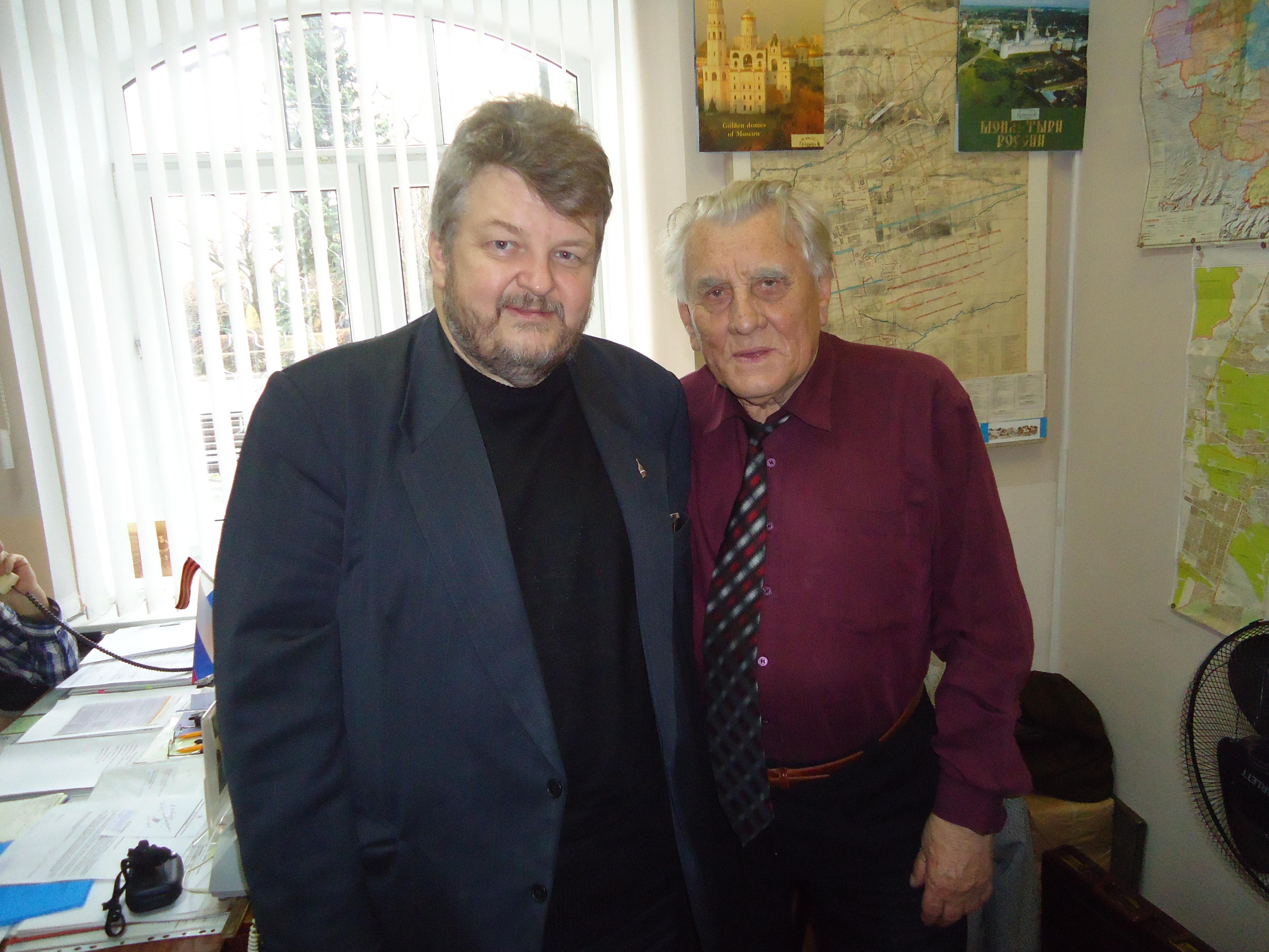 Беликов и Веревкин