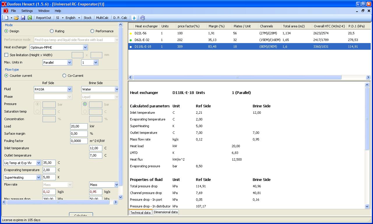Программа для подбора теплообменника danfoss Пластинчатый теплообменник Alfa Laval TL10-BFM Обнинск