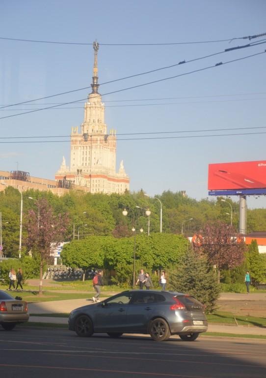 Божественная суббота в Синем троллейбусе-2